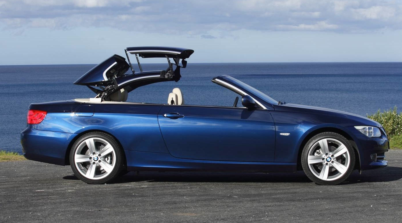 Gallery: 3 series bmw convertible